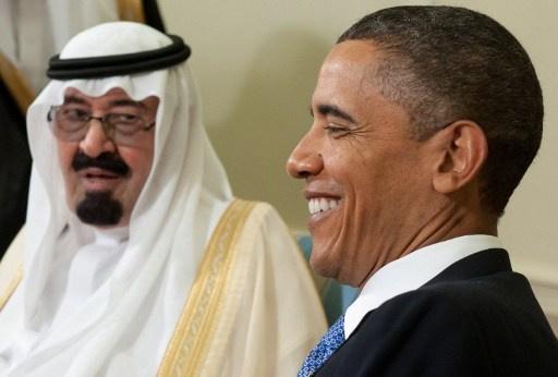 أوباما والعاهل السعودي يبحثان هاتفيا الاتفاق بين السداسية وطهران