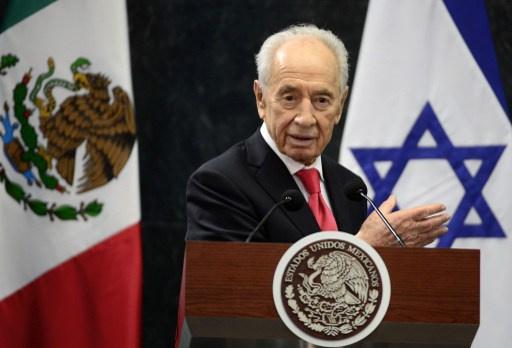 بيريز: إسرائيل مستعدة للتوصل إلى اتفاق شامل مع الفلسطينيين