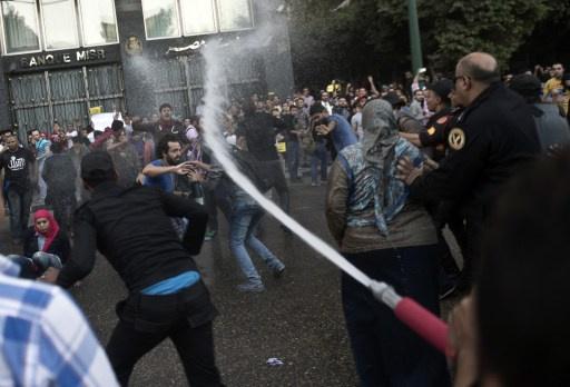 بان كي مون يدعو السلطات المصرية إلى مراجعة قانون التظاهر