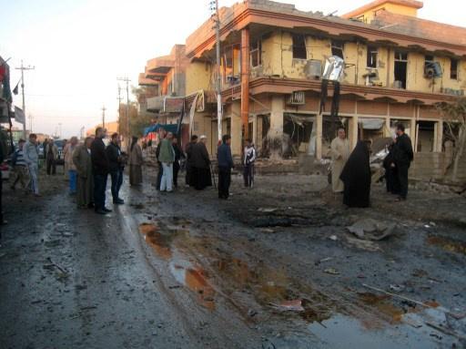 مقتل 35 شخصا واصابة 78 آخرين بتفجيرات في العراق
