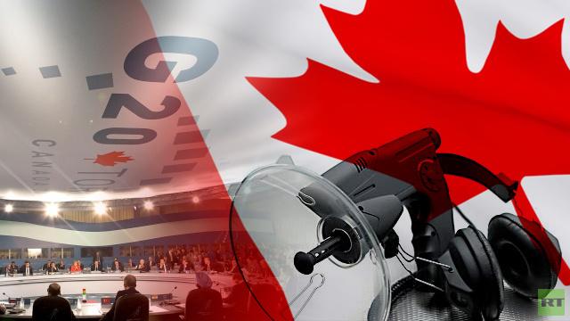 وثائق سنودن: كندا سمحت للاستخبارات الأمريكية بالتنصت على المشاركين في قمتي G8 وG20 عام 2010