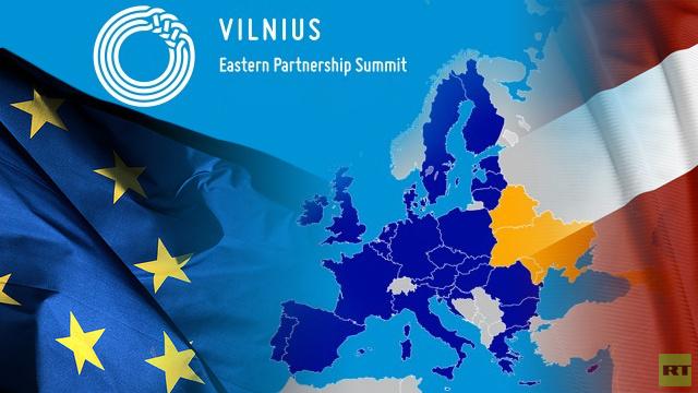قمة الشراكة الشرقية للاتحاد الأوروبي تنطلق في فيلنيوس