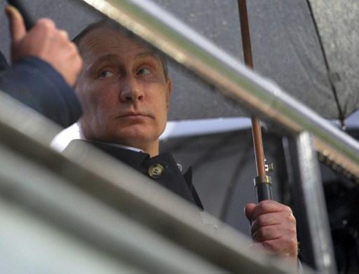 بوتين يشيد بجودة العمل على التحضير لأولمبياد سوتشي