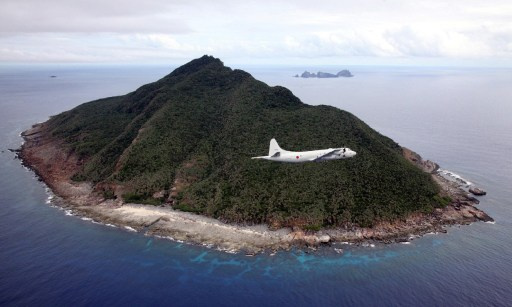 الصين ترسل طائرات حربية الى