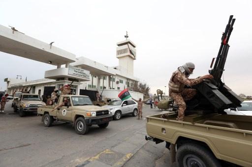 4 قتلى و3 جرحى جراء اشتباكات بين الجيش الليبي ومسلحين