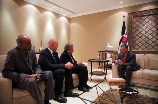 الأردن يبحث مع مفوضية اللاجئين تداعيات الأزمة السورية