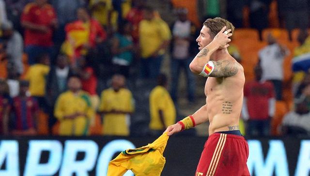 الفيفا يتراجع عن قراره ويعترف بخسارة إسبانيا أمام جنوب إفريقيا وديا
