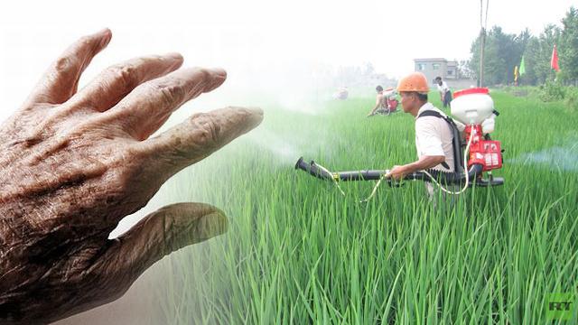 المبيدات الحشرية محفّز للإصابة بمرض باركنسون