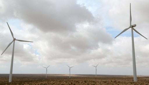 إنشاء أول محطة لطاقة الرياح في الأردن