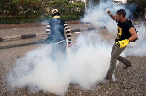 الداخلية المصرية تحتجز أكثر من 180 متظاهرا من أنصار الإخوان