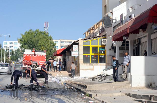 الجبهة الشعبية التونسية المعارضة تعلن عن تعرض مقرها لهجوم