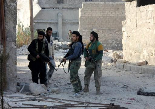 الجيش السوري يشتبك مع المسلحين في النبك