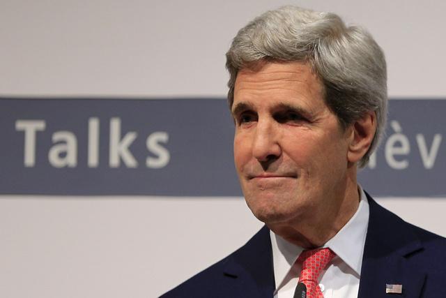 كيري: سنتوقف عن العمل لتقييد صادرات النفط الايرانية لفترة 6 أشهر