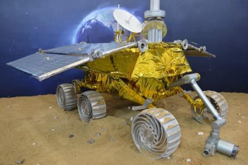 الصين ترسل سيارتها الأولى إلى القمر
