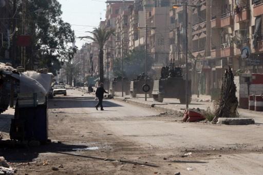مقتل 5 أشخاص وإصابة 30 آخرين في اشتباكات بطرابلس شمال لبنان