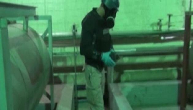 أمريكا تعرض على منظمة حظر الأسلحة الكيميائية تدمير الترسانة السورية في البحر