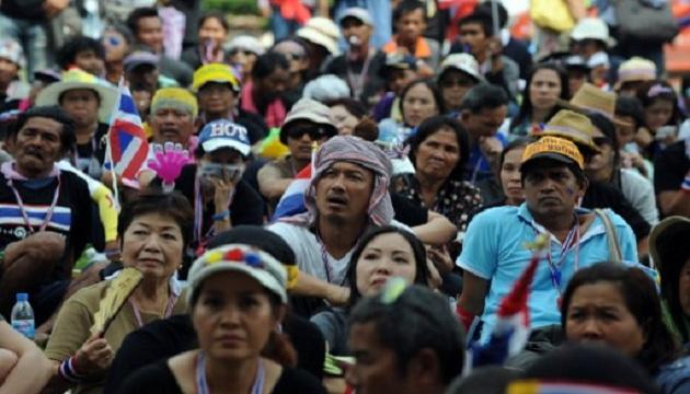 سقوط أولى ضحايا الاضطرابات في بانكوك