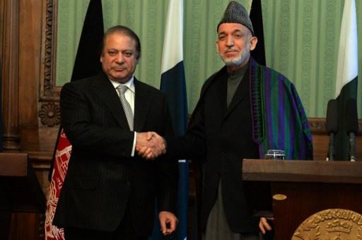 نواز شريف: باكستان ستساعد أفغانستان عقب انسحاب قوات الناتو