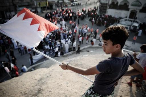 الشرطة البحرينية تفرق مئات المتظاهرين بالغاز المسيل للدموع والقنابل الصوتية