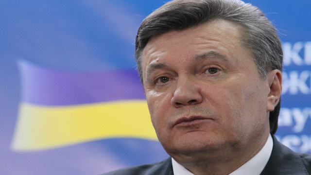 الرئيس الأوكراني يندد بالأعمال التي أدت إلى العنف في ميدان الاستقلال ويستعد لزيارة الصين