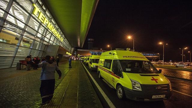 مصرع 50 شخصا في تحطم طائرة من طراز