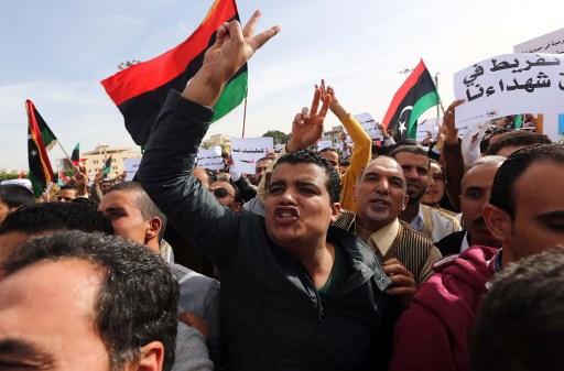 إغلاق السفارتين البريطانية والكندية في ليبيا بسبب الوضع الأمني