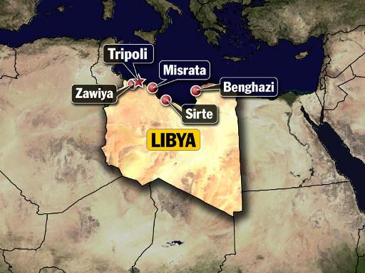 وزير الكهرباء الليبي يحذر البلاد