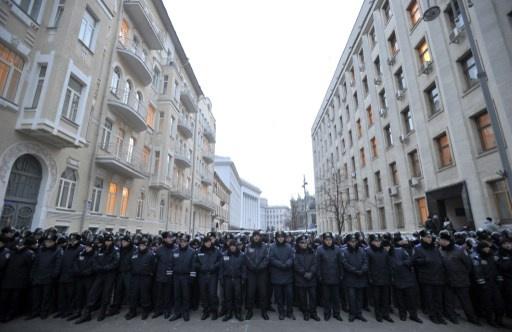بوشكوف: الناتو يدين أوكرانيا ويصمت