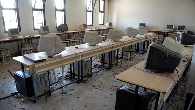 انقطاع الاتصالات والانترنت سورية 9-12-2013