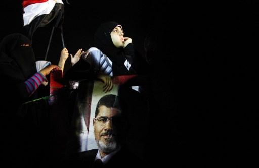 النائب العام يحيل مرسي وبديع