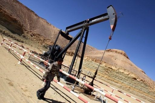 إنتاج ليبيا النفط برميل يوميا