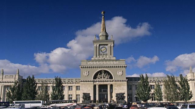 4 قتلى و10 جرحى في انفجار في محطة قطارات في مدينة فولغوغراد في جنوب روسيا