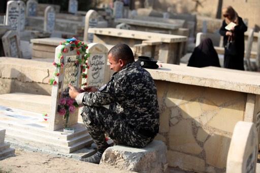 948 قتيلا و 1349 جريحا ضحايا العنف في العراق خلال شهر نوفمبر