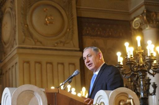 نتانياهو : لن نسمح لإيران بامتلاك قوة ذرية تستطيع استخدامها ضدنا