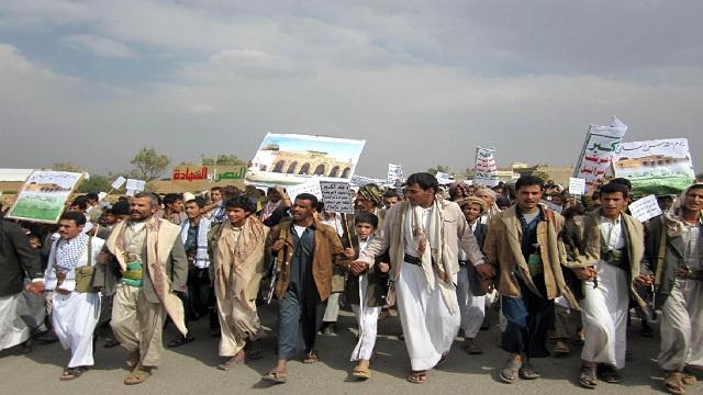 اتهام الحوثيين بانتهاك اتفاق وقف إطلاق النار في اليمن