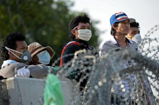 رئيسة الوزراء التايلاندية ترفض التنحي وتصف مطالب المحتجين بغير المقبولة