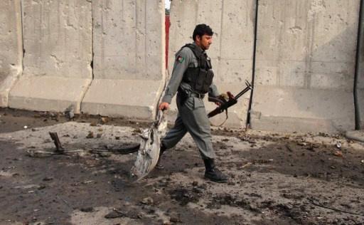 مقتل 4 من عناصر الشرطة في هجوم انتحاري بولاية وردك الأفغانية
