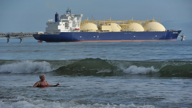 إنشاء شركة لإنتاج الغاز المسال في أقصى شمال روسيا