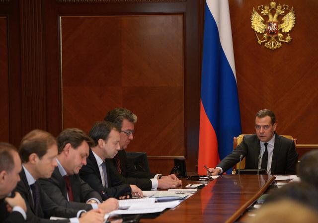 مدفيديف: روسيا لم تحقق بعد هدفها بالتنمية الاقتصادية المستدامة