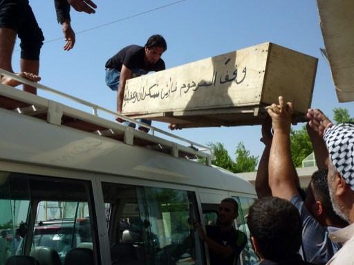 مسلحون يعدمون 7 أشقاء وأمهم في النباعي بتكريت شمال بغداد