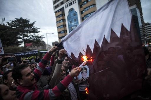 السفير القطري لدى مصر يتهم عكاشة بالتحريض