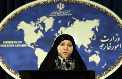 إيران تعارض مشروع الاتفاقية الأمنية بين الولايات المتحدة وأفغانستان