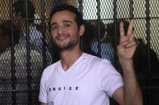 الشرطة المصرية تلقي القبض على الناشط أحمد دومة
