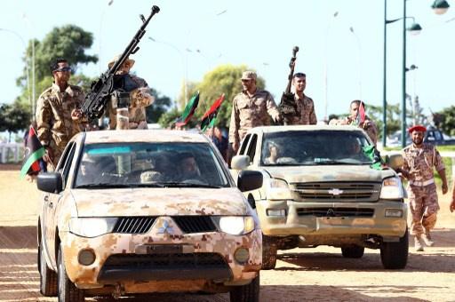 اختطاف 5 جنود ليبيين و25 راعي ابل سودانيا جنوب ليبيا