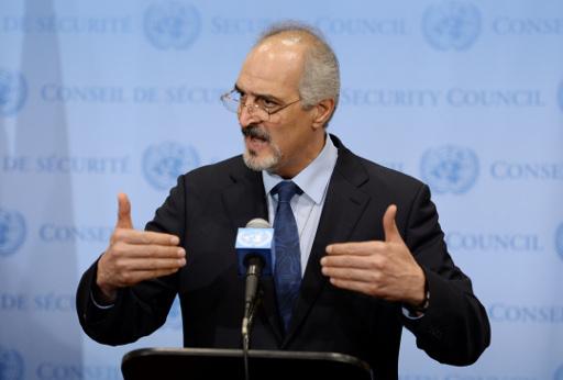 الجعفري: جميع السعوديين الذين جاؤوا الى سورية قدموا بعلم المخابرات السعودية