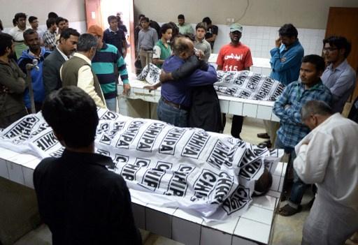مقتل 13 شخصا بينهم زعيم شيعي وعناصر من