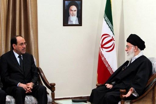 المالكي يبحث في طهران القضايا الإقليمية والعلاقات الثنائية