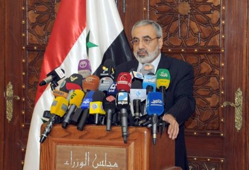 الزعبي: الأسد قائد المرحلة الانتقالية اذا وصلنا إليها وسيبقى رئيساً لسورية