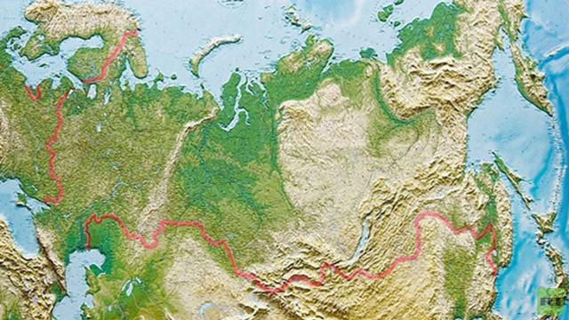 مساحة روسيا تكبر بولادة جزيرة اكتشفت مصادفة