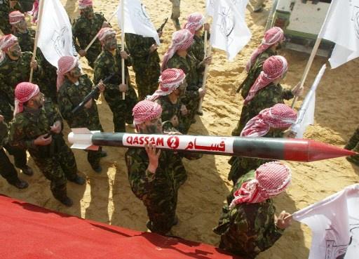 الاستخبارات الاسرائيلية ترصد اجراء حماس لـ20 تجربة صاروخية خلال الشهرين الماضيين